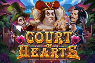 Rabbit Hole Riches – Court of Hearts